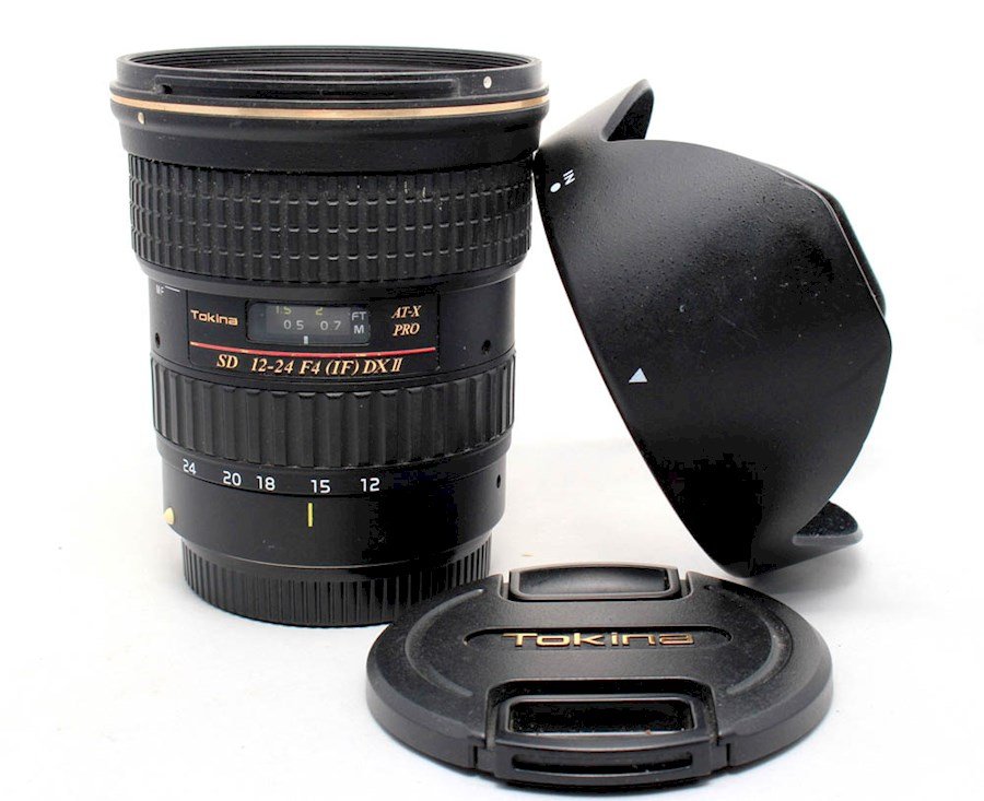 Rent a TOKINA 11-16mm f/2.8 DX II AT-X PRO voor NIKON in Papenhoven from V.O.F. CAMERA SERVICE LIMBURG