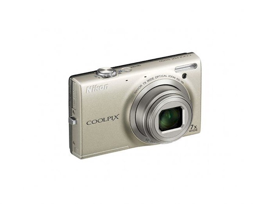 Rent a nikon coolpix S6150 in Papenhoven from V.O.F. CAMERA SERVICE LIMBURG