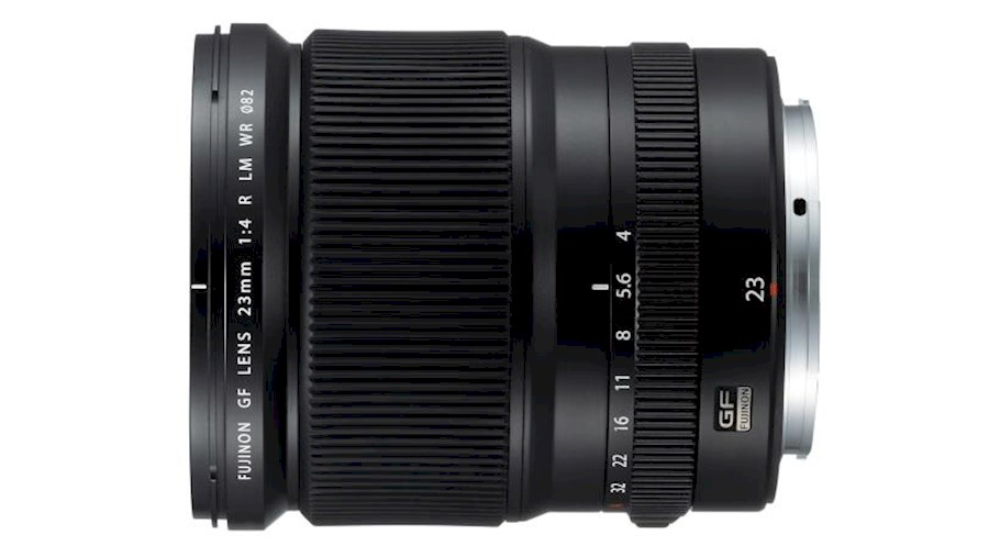 Rent Fujifilm GF 23mm F4 R ... from FUJIFILM Pro Rental Service