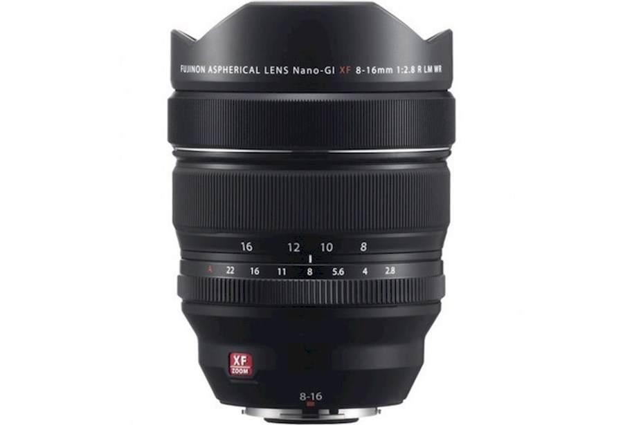 Rent Fujifilm XF 8-16mm F2.... from FUJIFILM Pro Rental Service