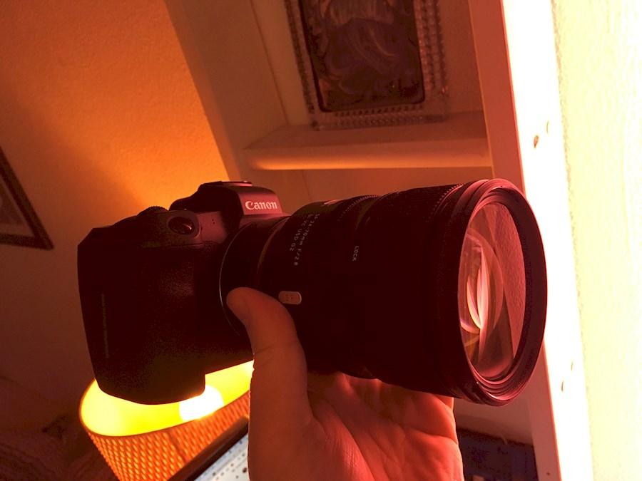 Rent Canon EOS R met 18-35 ... from Jasper