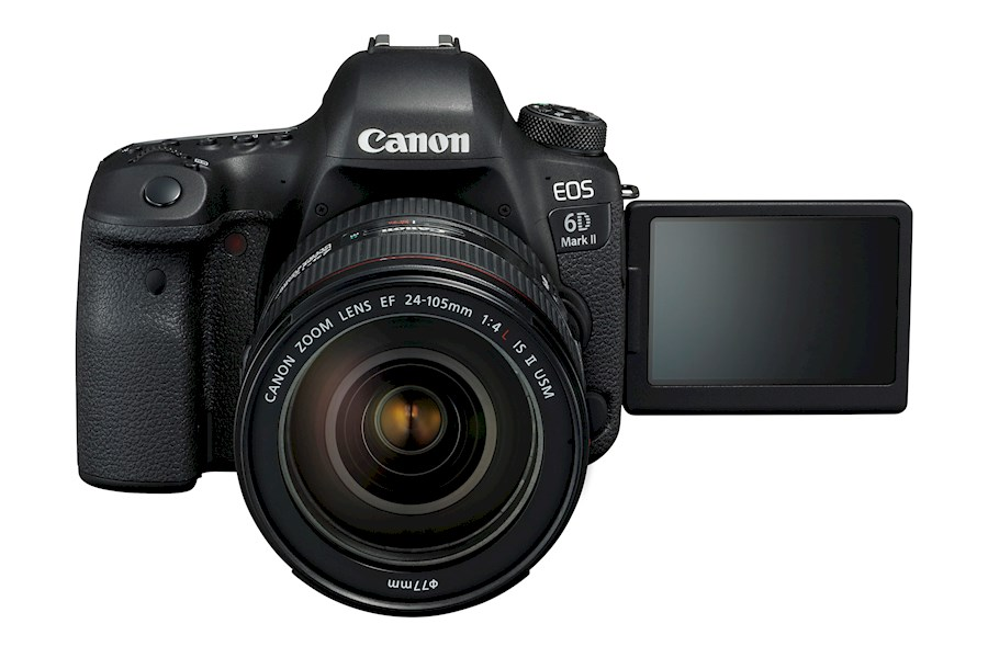 Rent a Canon EOS 6D Mark II in Hardinxveld-Giessendam from V.O.F. STUDIO PIB, PARTNERS IN BEELD
