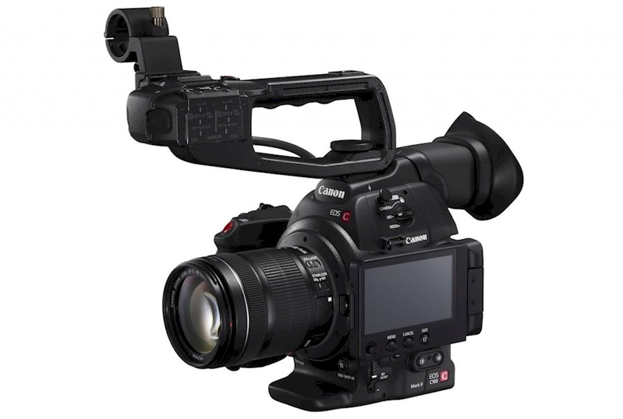 Rent a Canon C100 MkII in Hardinxveld-Giessendam from V.O.F. STUDIO PIB, PARTNERS IN BEELD