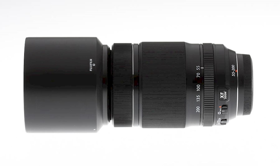 Louez Fujifilm 55-200 3.5-4.8 de Colin