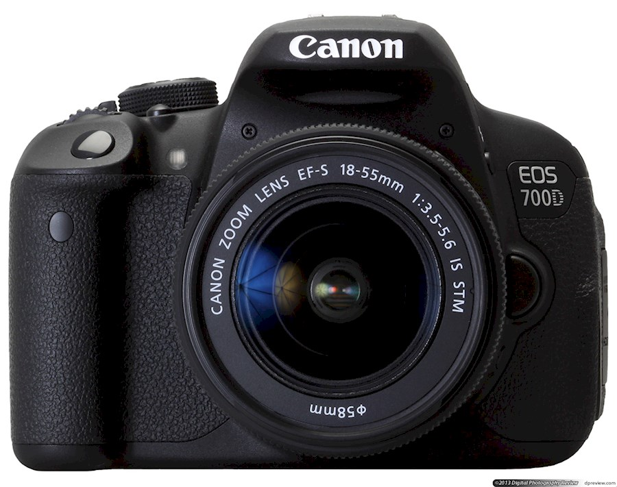 Rent a Canon 700d in Gees from JAN KEEP