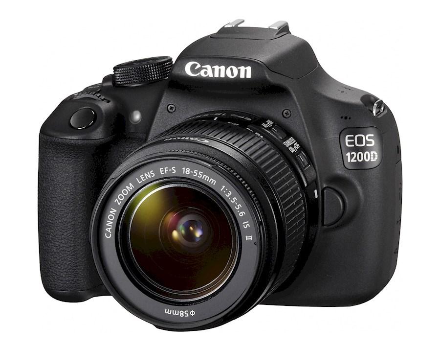Rent a Canon EOS 1200D à louer sur Lyon avec Objectif 18-55 mm in Lyon from Naomi