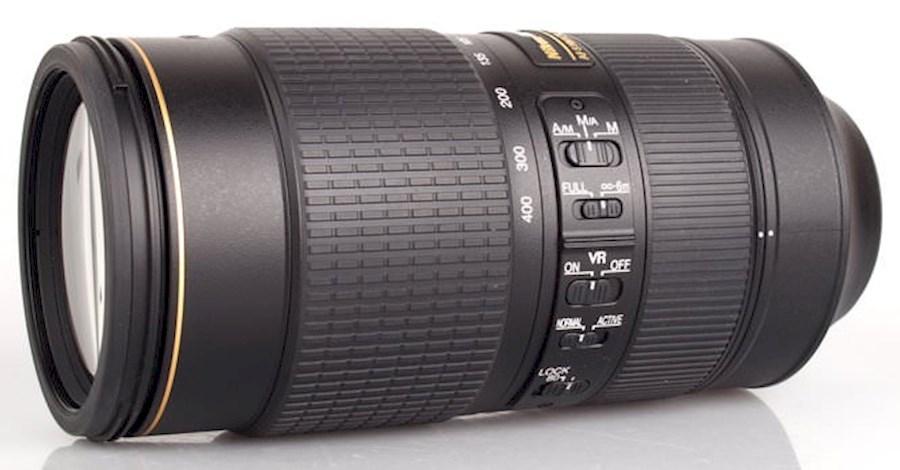 Huur Nikon AF-S 70-300 f/4.... van Sten