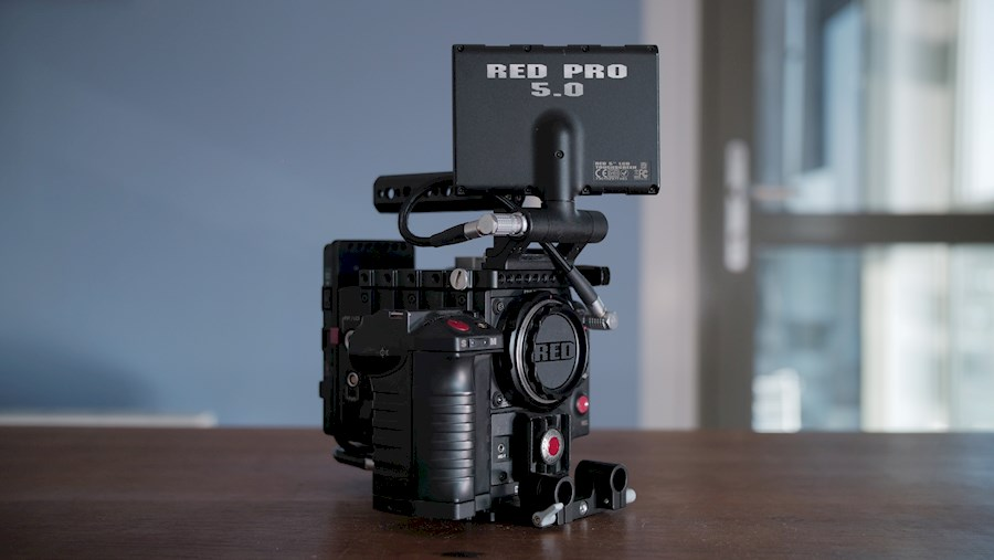 Rent a RED Epic Dragon 6K (Standaardset) in Groningen from Jouke