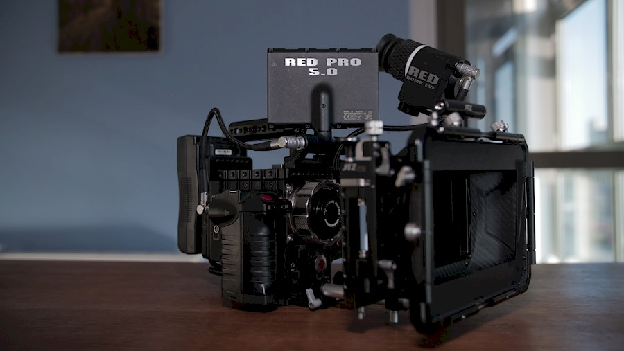 Rent a RED Epic Dragon 6K (CINEMA SET) in Groningen from Jouke
