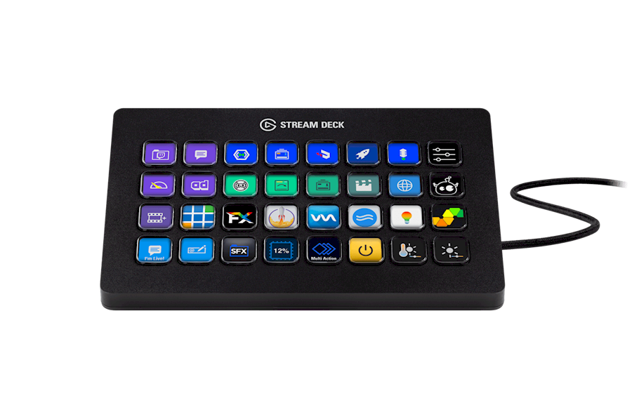 Rent a Elgato Streamdeck XL in Kampen from Klaasjan