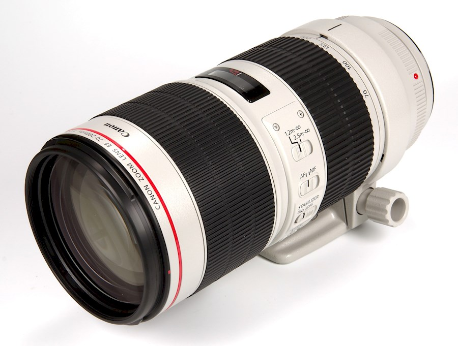 Rent a CANON EF 70-200MM F/2.8 L I USM in Rotterdam from Yvette