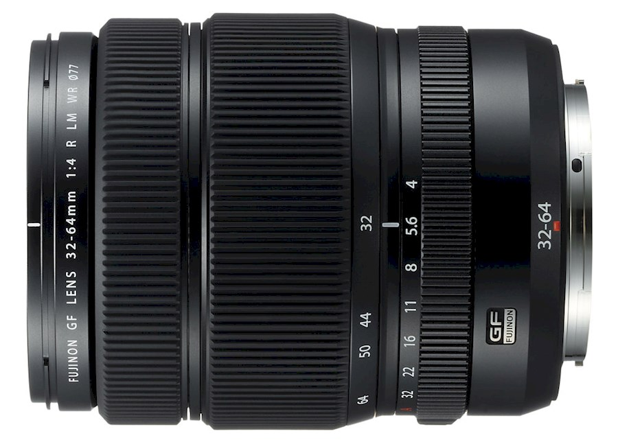 Rent a Fujifilm GF 32-64mm F4R LM WR in Dedemsvaart from FUJIFILM Pro Rental Service