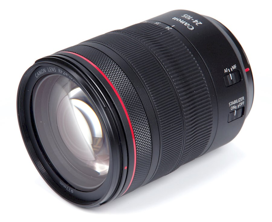 Rent a Canon RF 24-105mm L f/4.0 IS USM in Rotterdam from CANON NEDERLAND N.V.