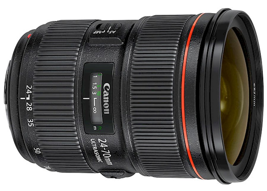 Rent a Canon 24-70 mm 2.8 USM IS II in Lagny-sur-Marne from SASU DAVID AROUS