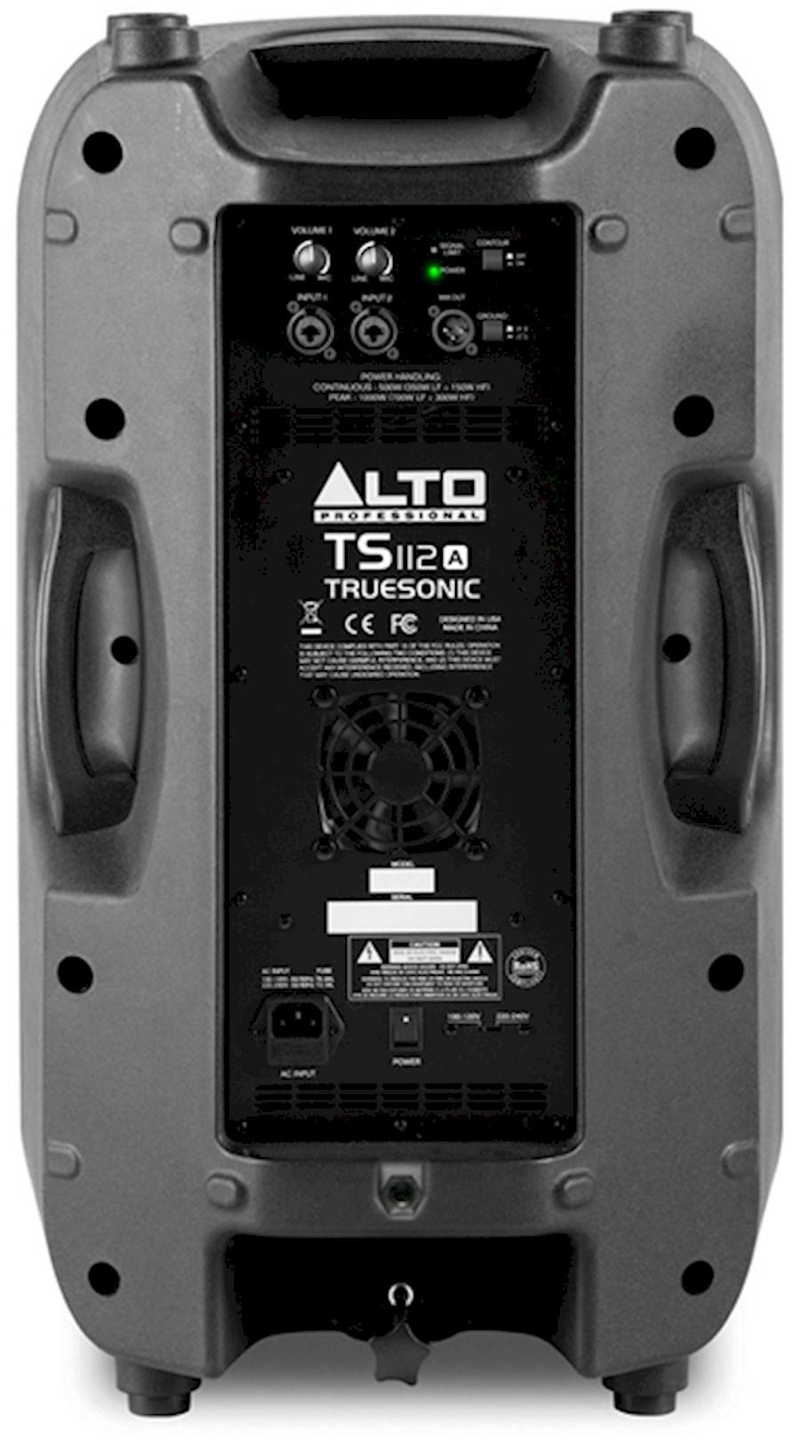 Rent a Alto Pro TS-112A V2 actieve luidspreker in Kampen from Klaasjan
