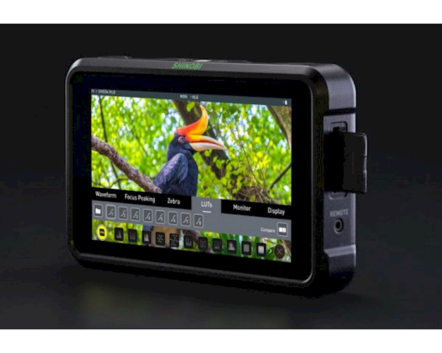 "Rent a ATOMOS SHINOBI 5.2 ""MONITOR in Leiden from Giel"