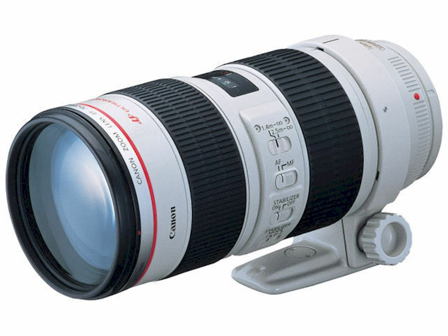 Rent a Canon 70-200 F2.8 L in Leiden from Giel