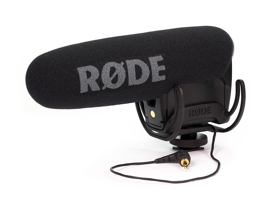 Rent Rode VideoMic Pro from Alex