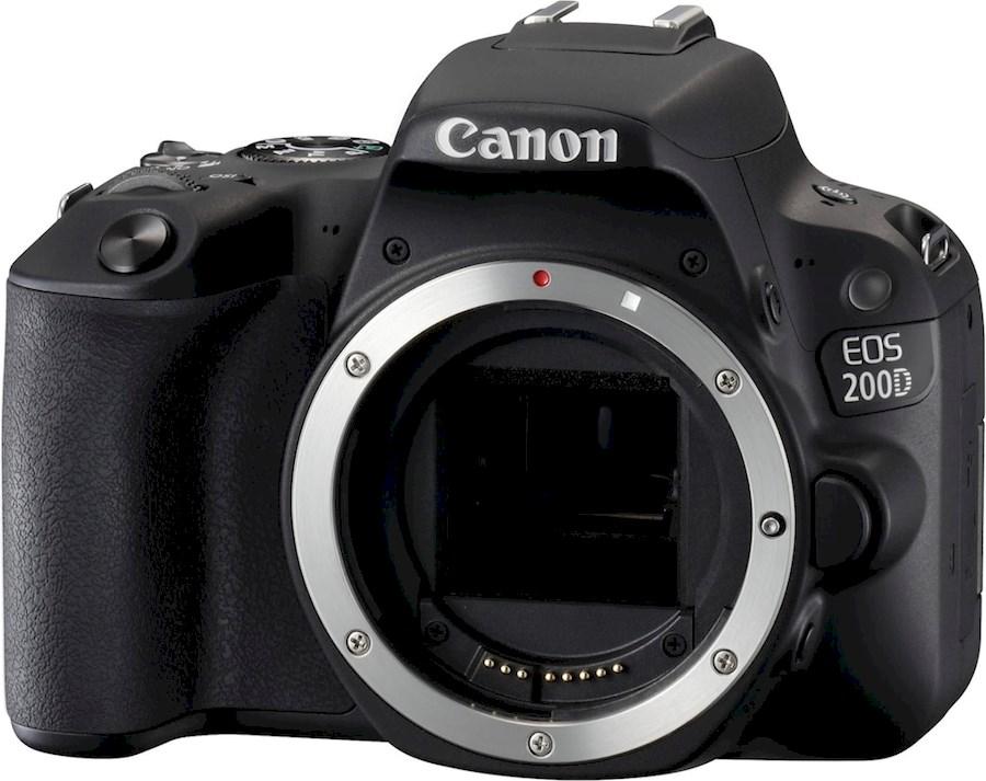 Rent a Canon EOS 200D in Leiden from Koen