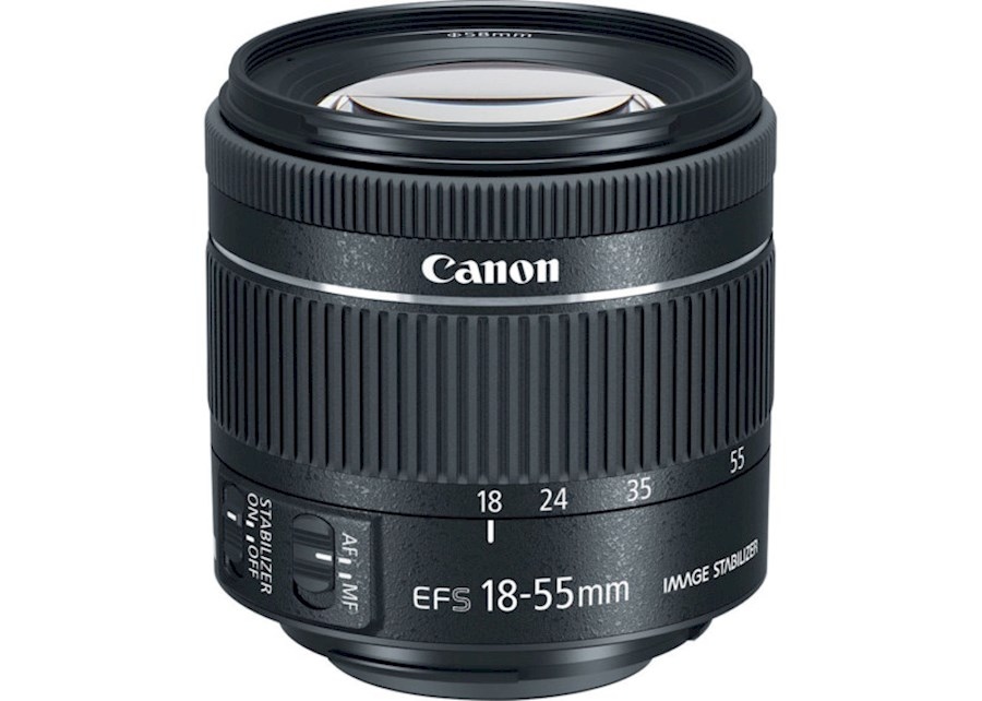 Rent a Canon EF-S 18-55mm F/4-5.6 iS STM in Leiden from Koen