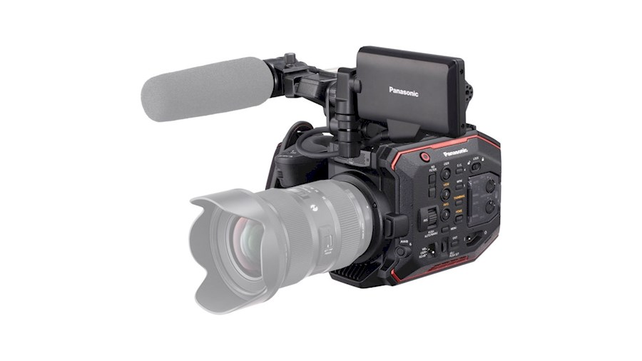 Rent a Panasonic AU-EVA1 5.7K Super 35mm Camcorder in Hoorn from Danielle