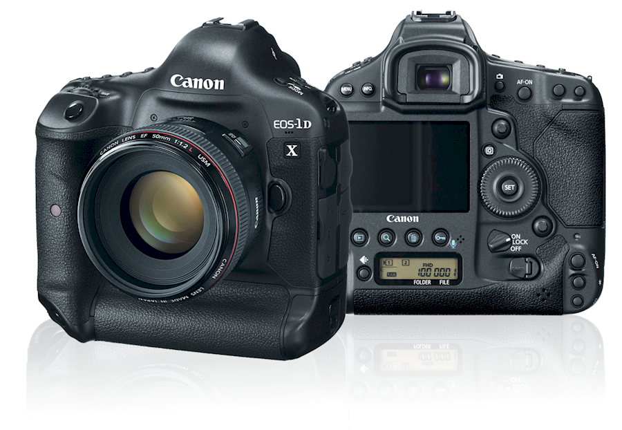 Rent a Canon 1Dx in Den Haag from Stephan