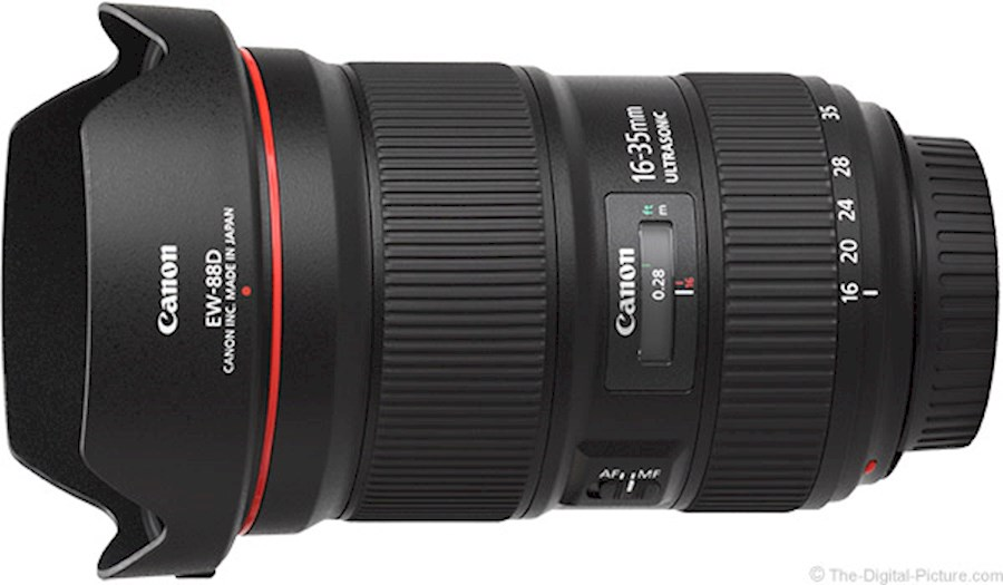 Rent Canon 16-35mm f2.8 III from DANIEL HARTOG PHOTOGRAPHY