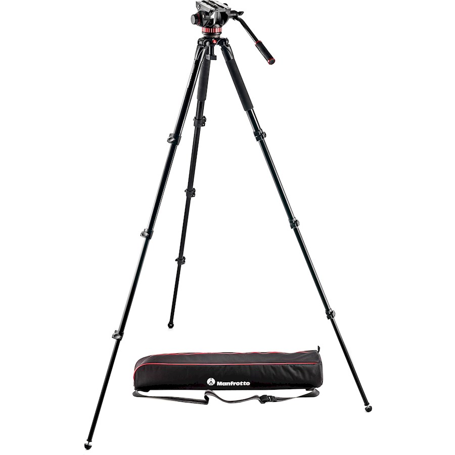 Rent Manfrotto 502 statief from Anand