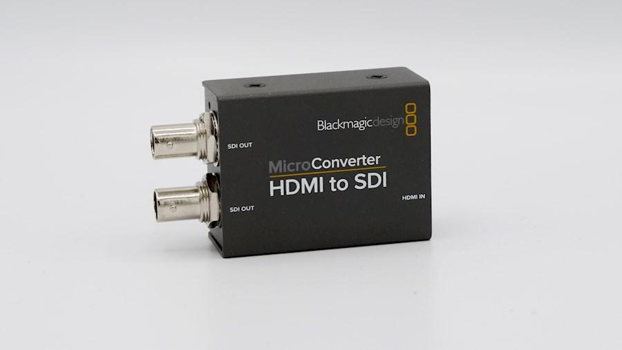 Huur een HDMI naar SDI converter in Woudsend van FILMKE.NL