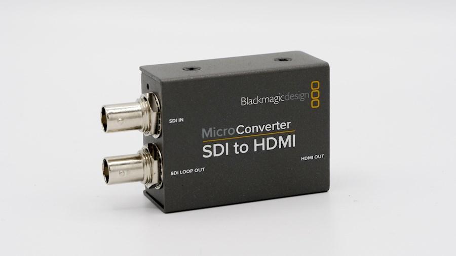 Huur een SDI naar HDMI converter in Woudsend van FILMKE.NL
