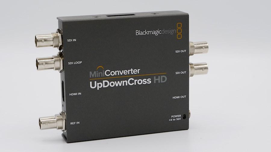 Huur een Mini converter UpDowncross HD in Woudsend van FILMKE.NL