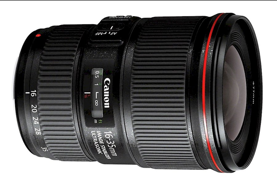 Rent CANON EF 16-35MM F/4.0... from BASKO PRODUCTIES