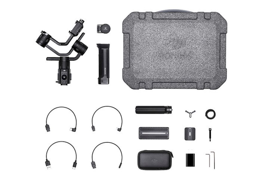Rent DJI Ronin Standard Kit... from BASKO PRODUCTIES