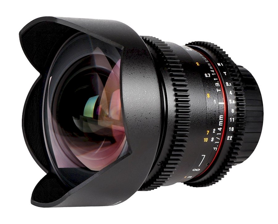 Rent a Samyang 14mm T3.1 ED AS IF UMC in Nieuwegein from Alex