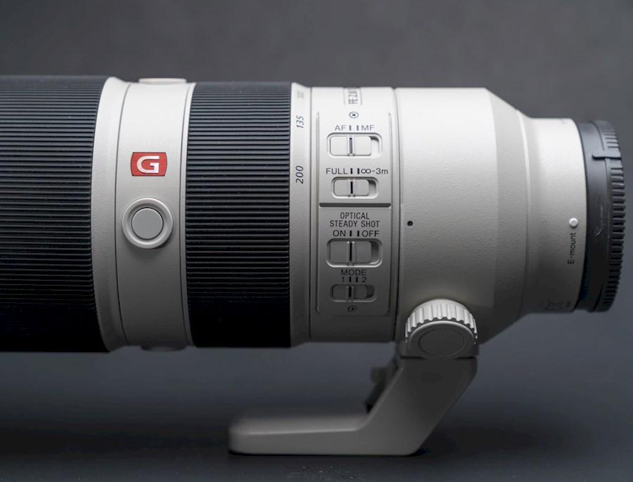 Huur Sony 70-200 2.8 GM van Arno