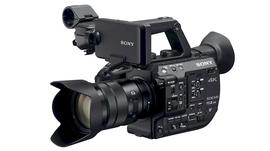Rent a Sony FS5 in Amsterdam from Jan-Willem