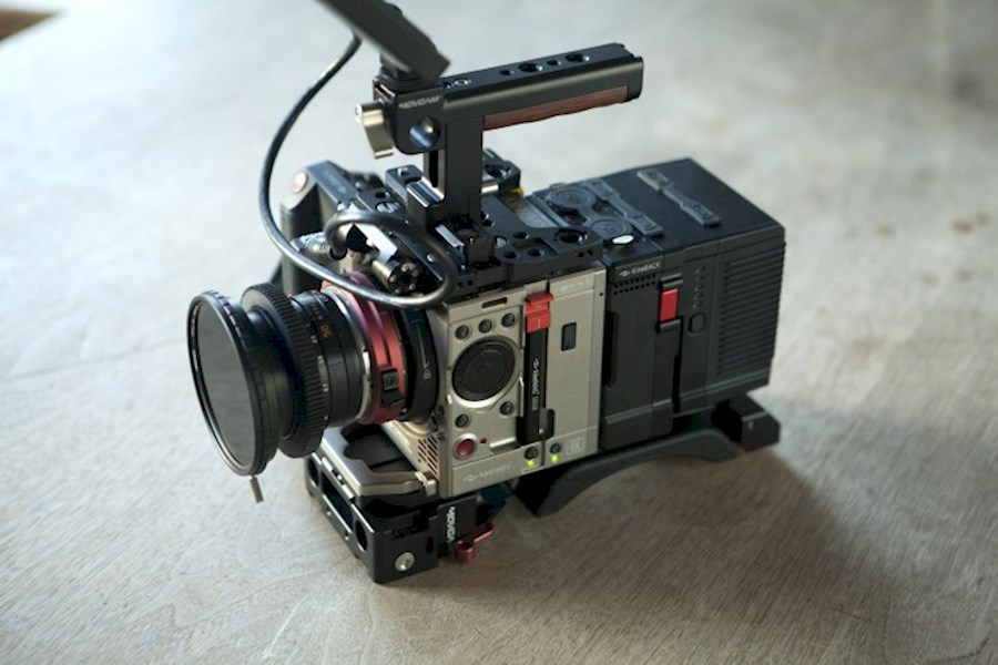Rent a Kinefinity Terra 4K - Complete set in Eindhoven from ANTIVERSE