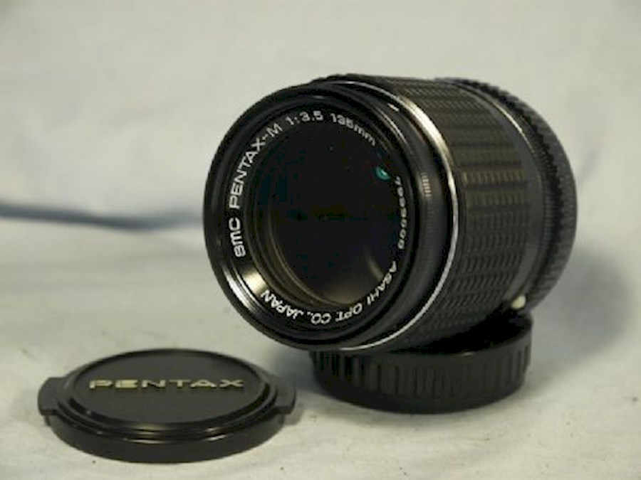 Rent SMC PENTAX-M 135MM F3.... from Bas