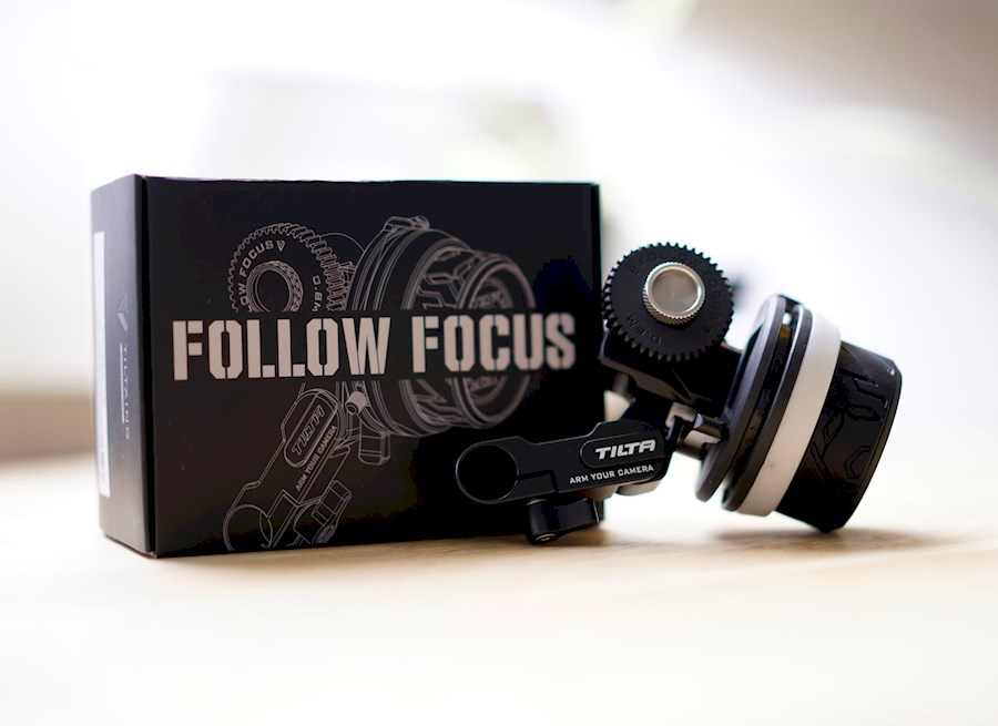 Louez Tilta Mini Follow Focus de Pim