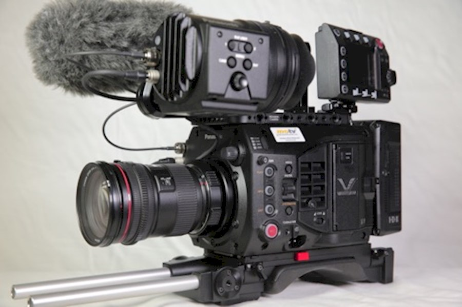 Rent a Varicam LT in Haarlem from Brittany