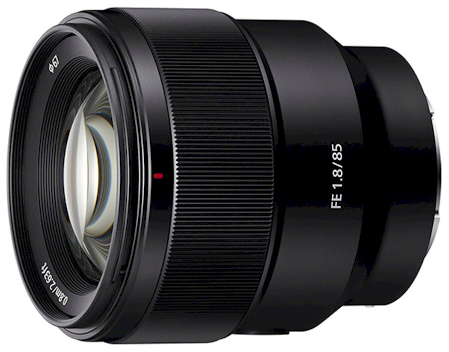 Rent SONY FE 85MM F/1.8 from Youri