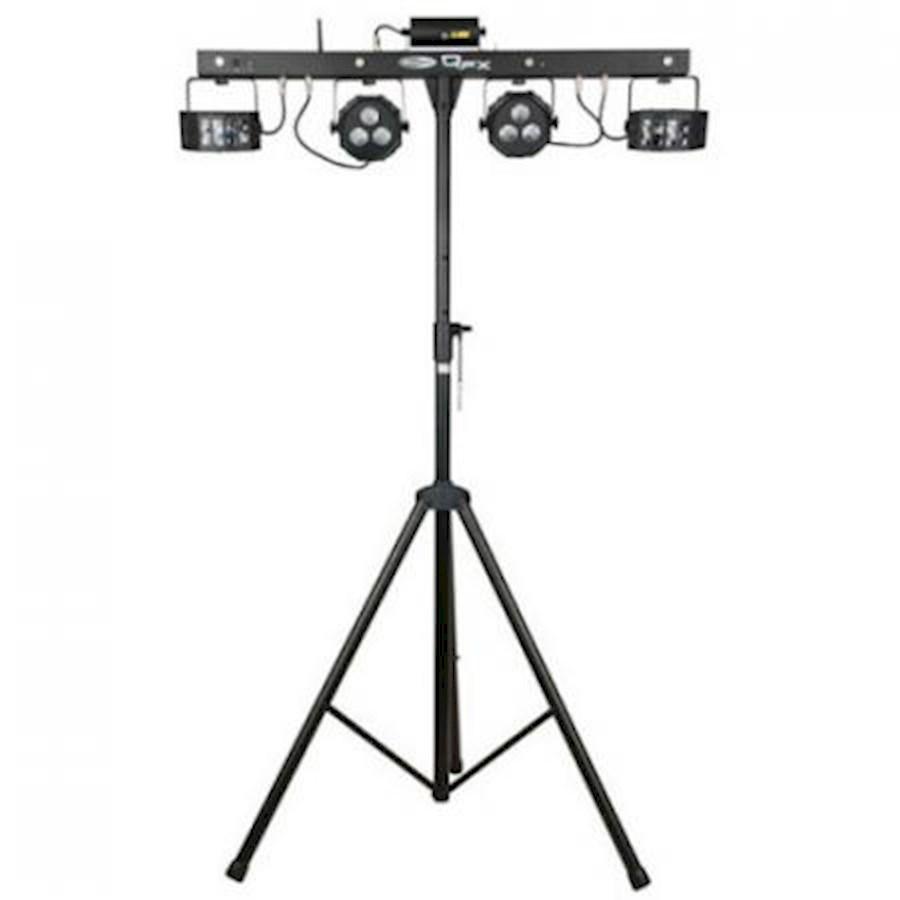 Rent a Showtec QFX MultiFX lichtset in Werkendam from Kyle