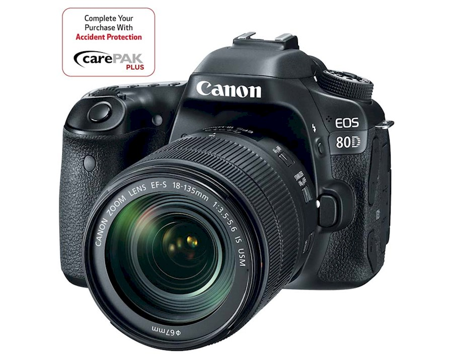 Rent a Canon 80D - 18-135 mm lens in Amsterdam from Inez