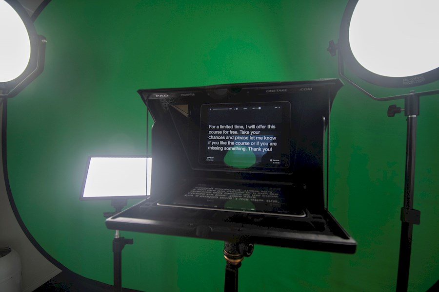 Rent Pad Prompter Autocue f... from Pieter