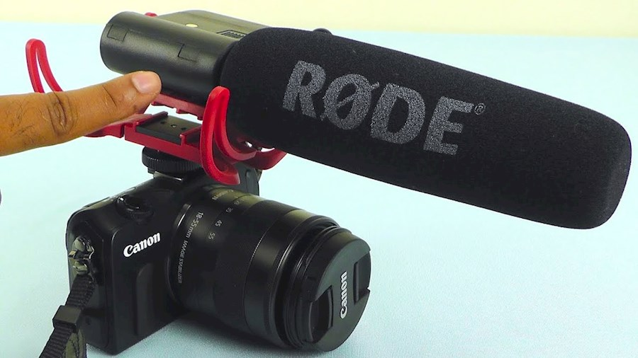 Rent Røde VideoMic inclusie... from Jan-Paul
