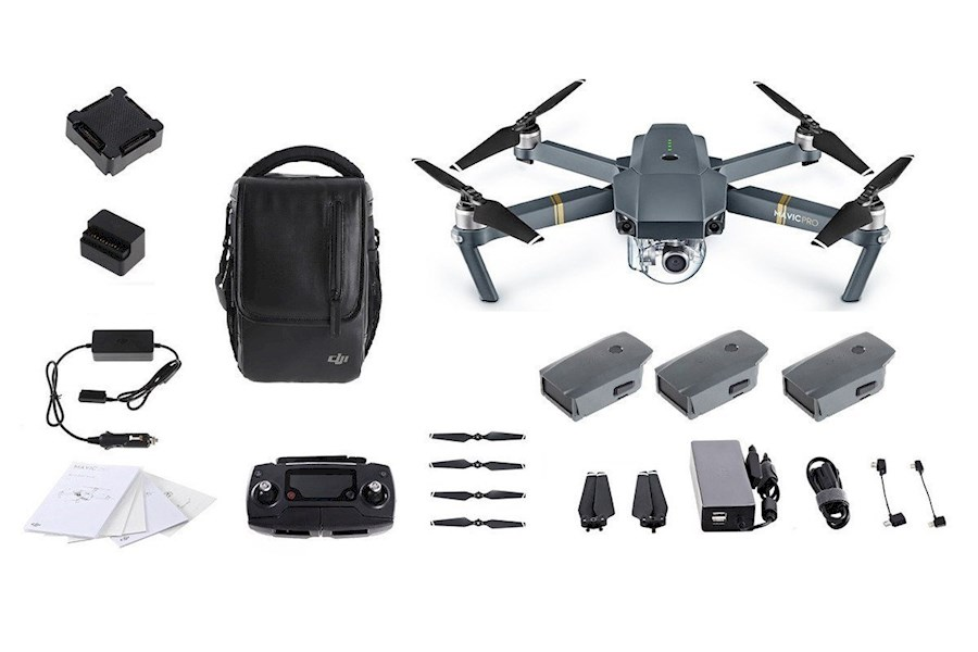 Louez DJI Mavic Pro Fly More... de Joris