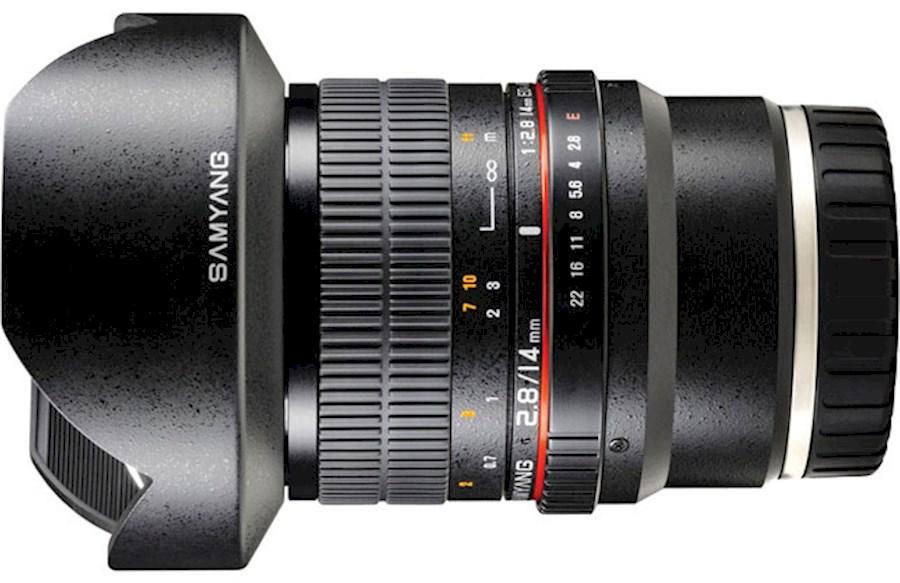 Huur Samyang 14mm f/2.8 ED ... van KAJ MOERENHOUT VIDEOPRODUCTIES