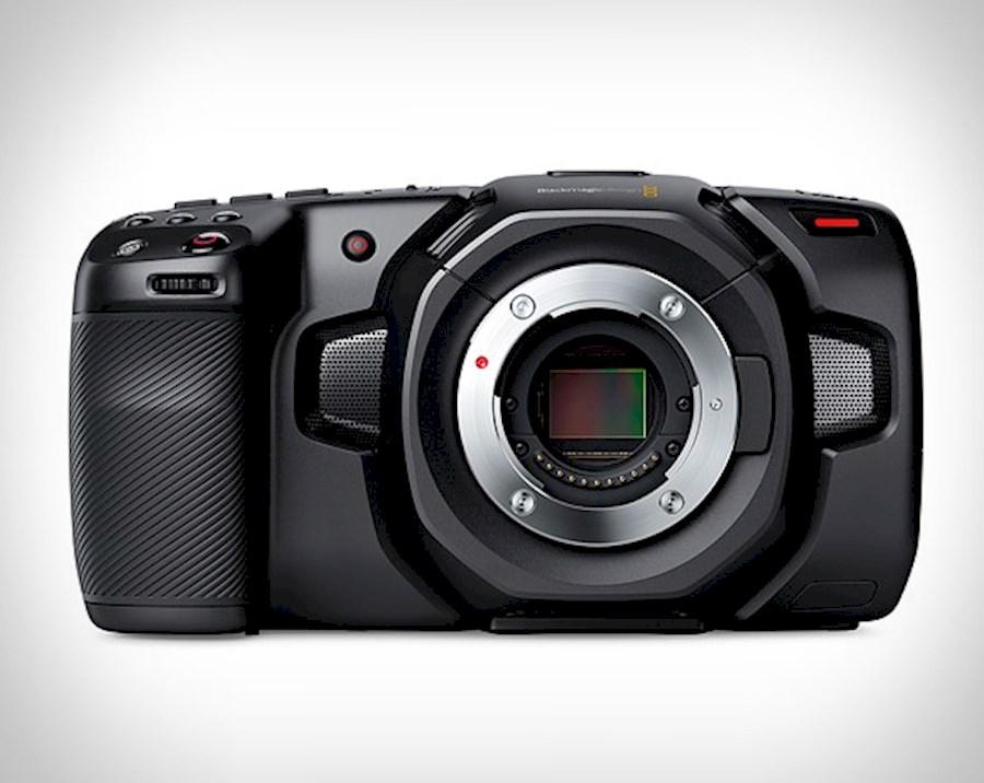 Rent a Black magic pocket cinema camera 4K in Bornem from Joris
