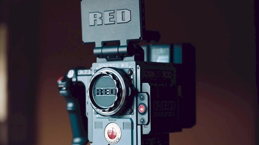 Huur Red Scarlet-W ready to... van Gijs