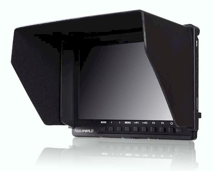 Huur Feelworld 4K monitor van P D LAMMERS
